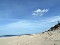 Łeba plaża wschodnia
