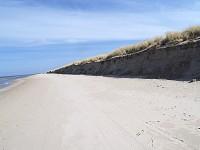 Łeba plaża zachodnia