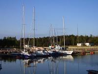 Łeba port jachtowy Marina